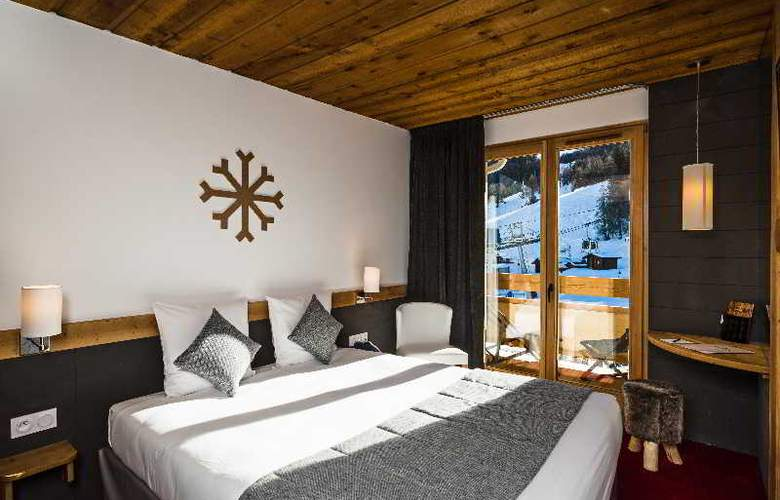 Best Western Plus Excelsior Chamonix Hotel & Spa - Room - 22