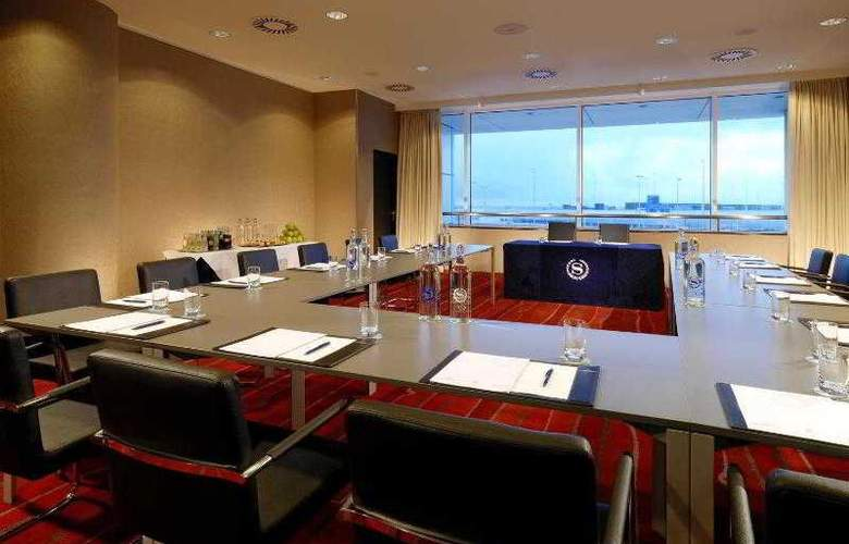 Sheraton Amsterdam Airport Hotel & Conference - Restaurant - 57