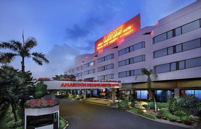 Don Muang Airport - Building - 7
