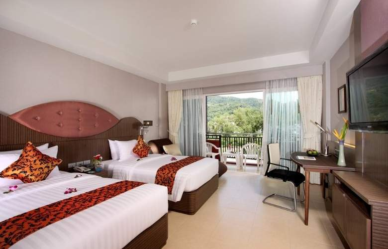 Blue Ocean Resort Phuket - Room - 5