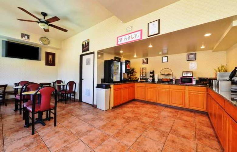 Americas Best Value Inn and Suites  El Monte - Restaurant - 8