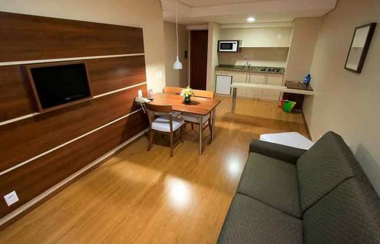 Mercure Curitiba Golden - Room - 22