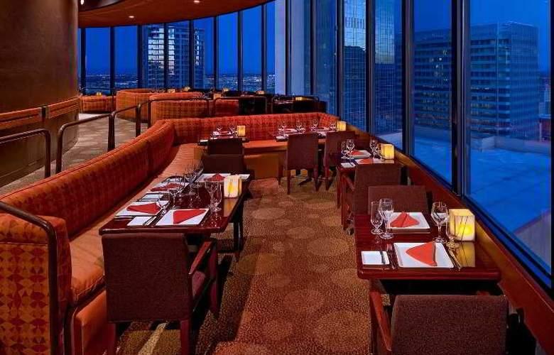 Hyatt Regency Phoenix - Restaurant - 20