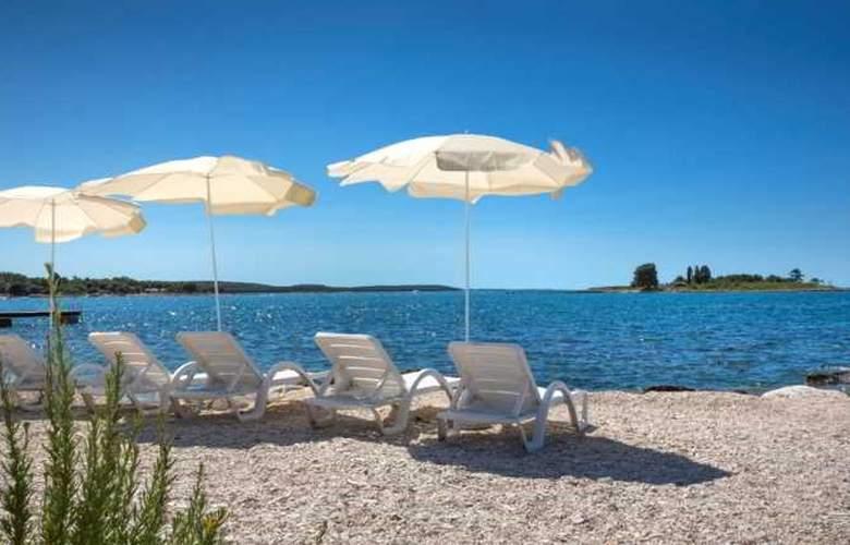 Resort Villas Rubin Apartments - Beach - 22
