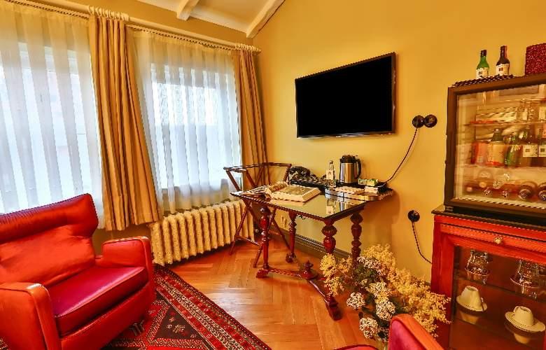 Faik Pasha Hotels - Room - 12