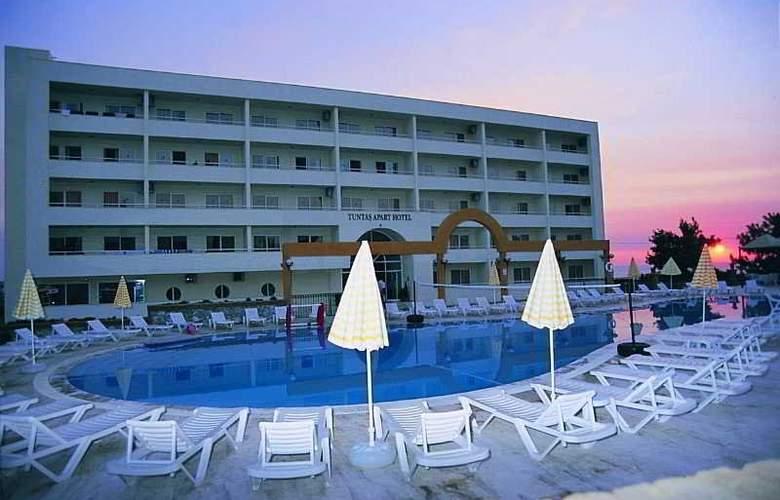 Tuntas Apartments Kusadasi - Pool - 11