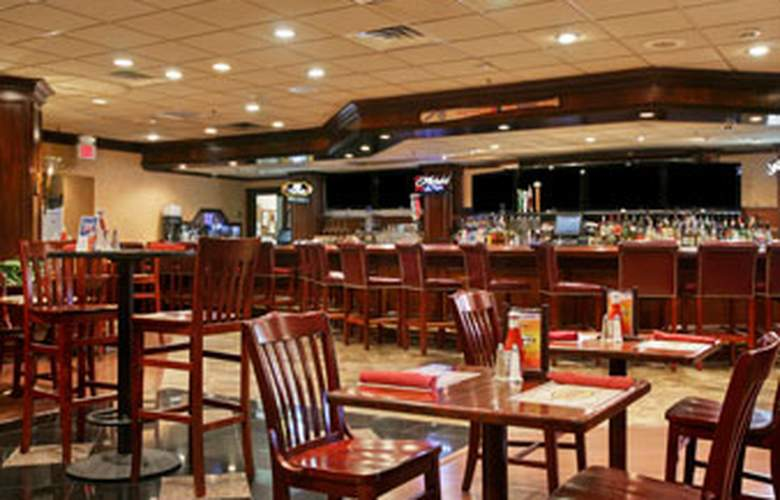 Ramada Plaza Hotel Newark Intl Airport /EWR - Bar - 3