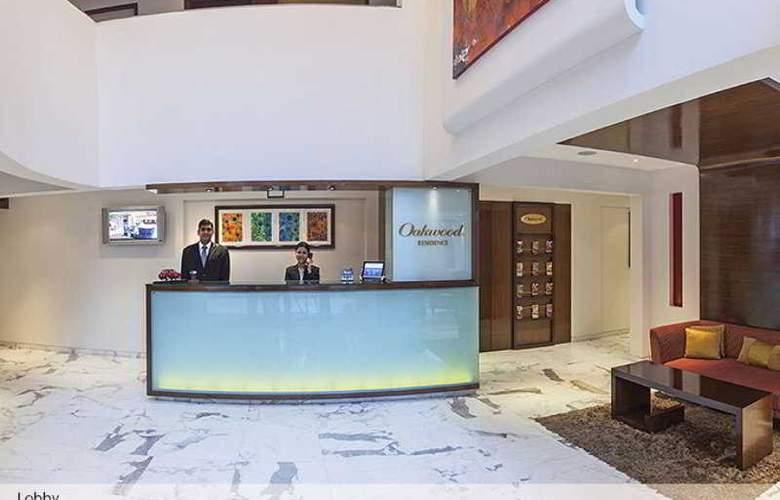 Oakwood Residence - Hotel - 9
