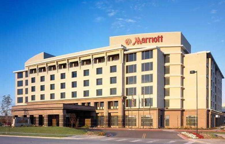 Denver Airport Marriott at Gateway Park - Hotel - 0