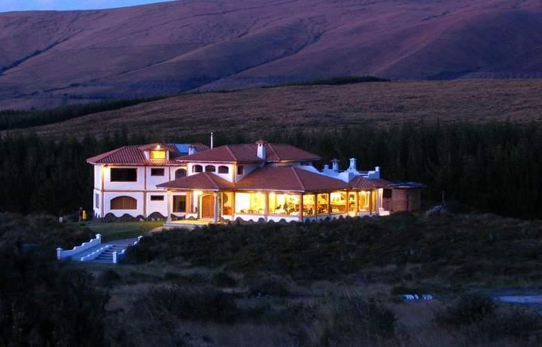 Hacienda Los Mortiños - Hotel - 0