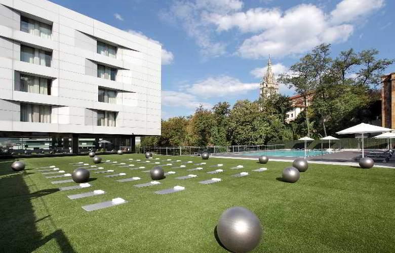 Occidental Bilbao - Terrace - 51