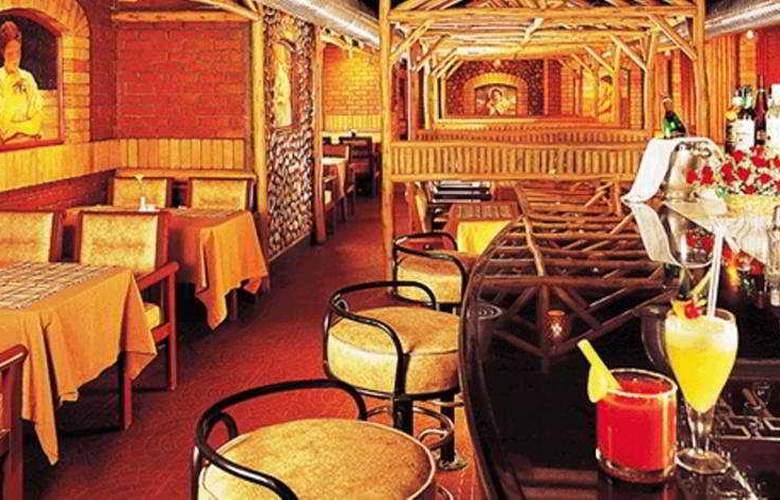 Annamalai International Hotel - Restaurant - 9