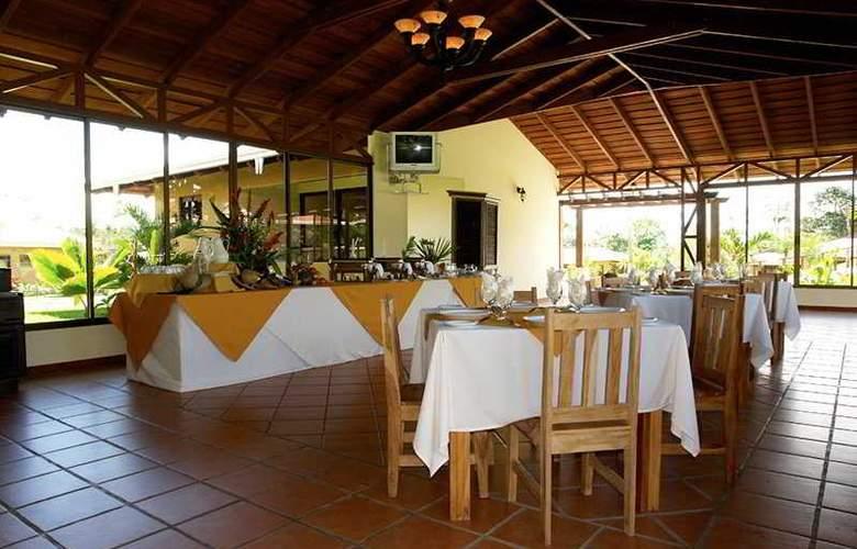 Arenal Manoa & Hot Springs Resort - Restaurant - 10