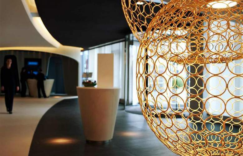 Pullman Brussels Centre Midi - Hotel - 54