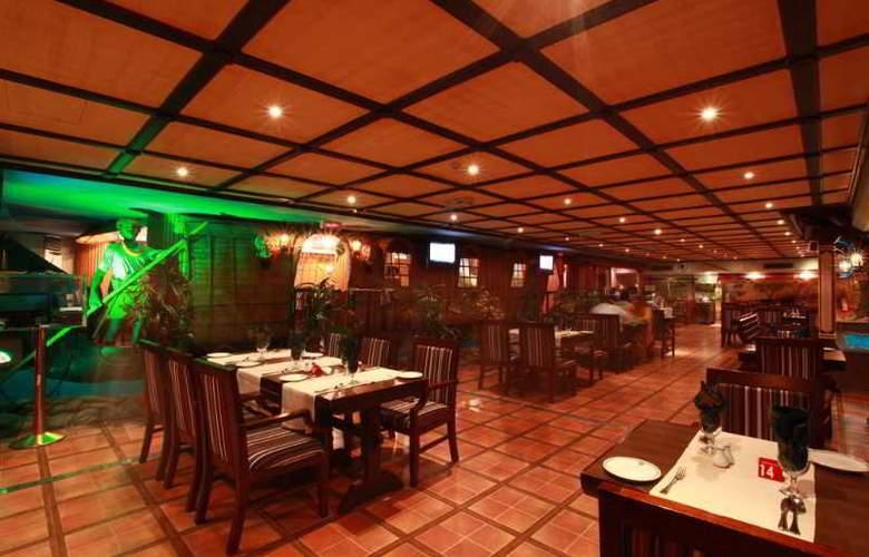 Ramee Baisan Hotel Bahrain - Restaurant - 14