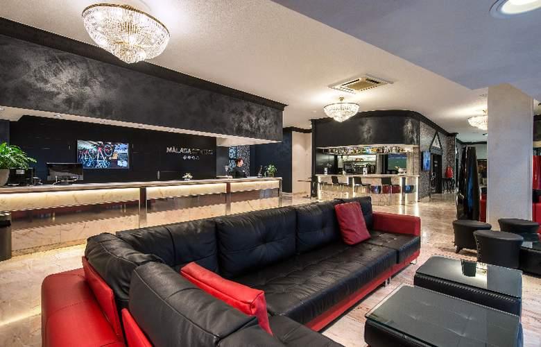Salles Malaga Centro - Terrace - 30