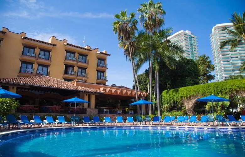 Hacienda Hotel & Spa - Pool - 27