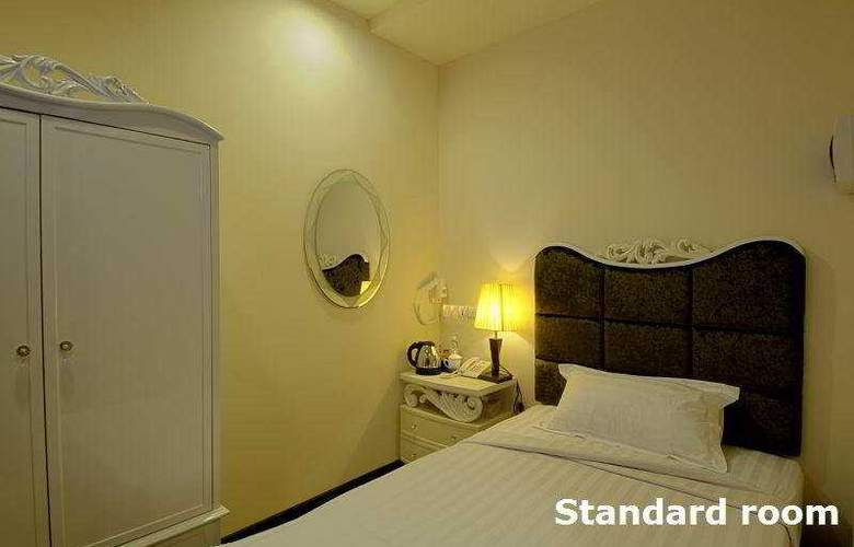 Santa Grand Hotel Chinatown - Room - 4