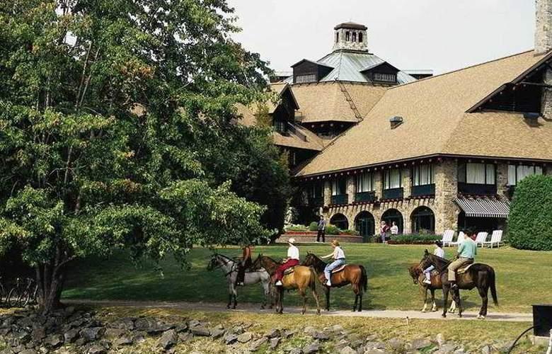 Fairmont Le Chateau Montebello - Sport - 3