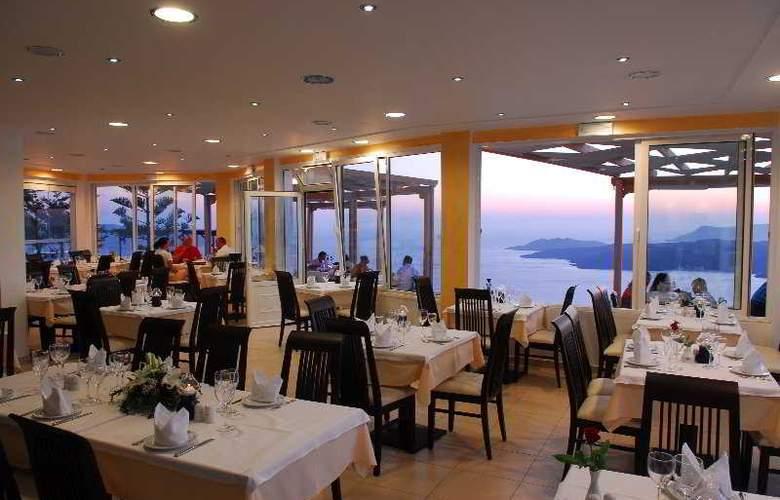 Volcano's View Villas Apts - Restaurant - 12