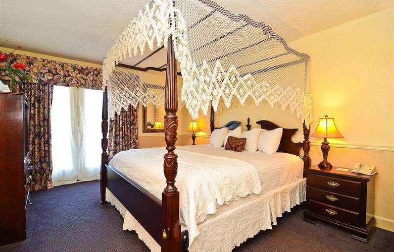 Best Western Chateau Louisianne - Room - 142