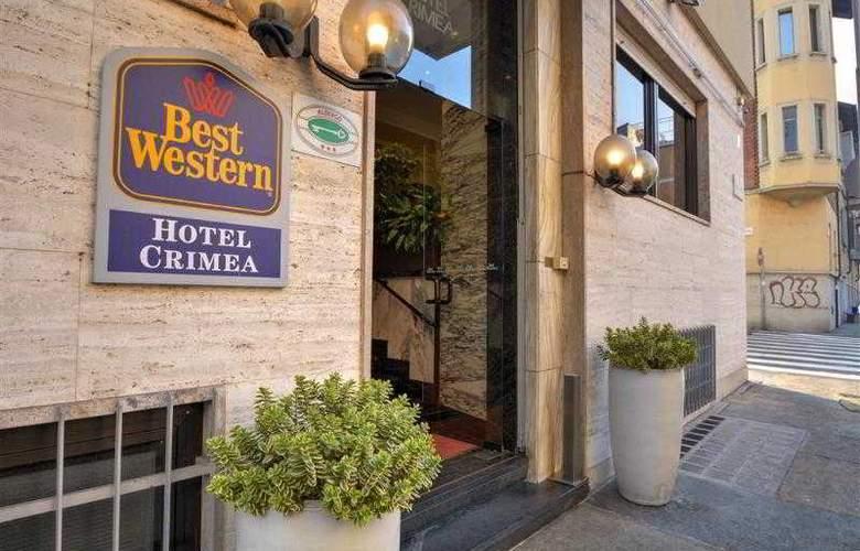 BEST WESTERN Hotel Crimea - Hotel - 27