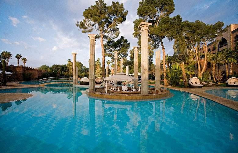 Es Saadi Marrakech Resort - Palace - Pool - 15
