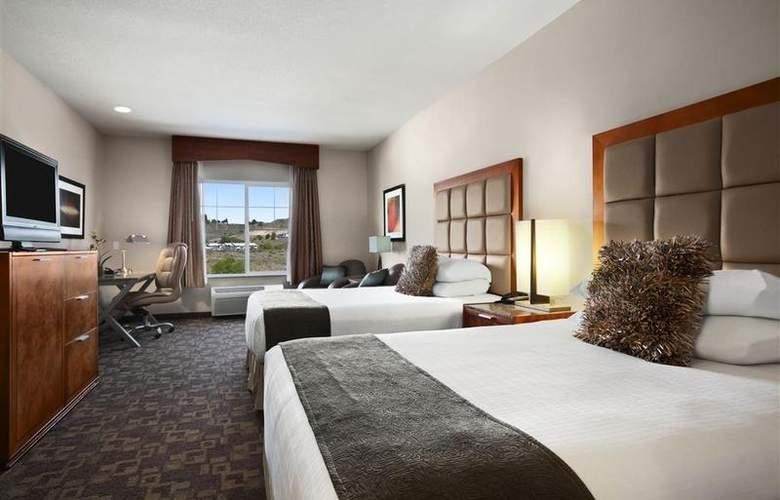 Best Western Peppertree Inn At Omak - Room - 38