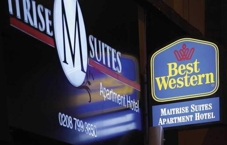 Best Western Maitrise Suites - Hotel - 1