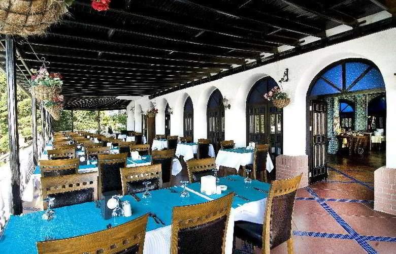 Altinsaray Hotel - Restaurant - 9