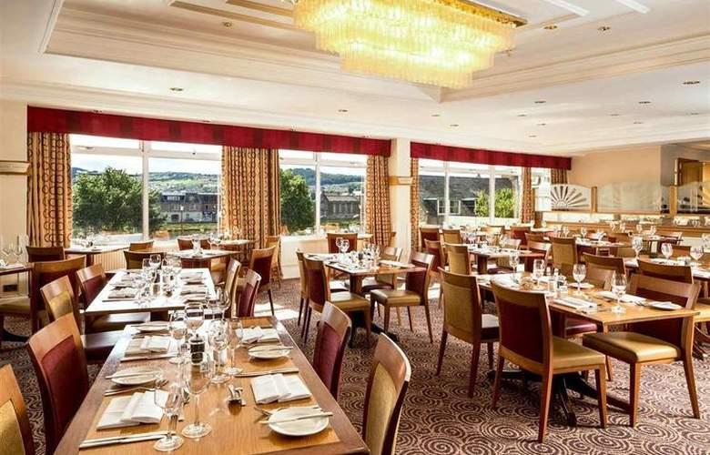 Mercure Inverness - Restaurant - 40