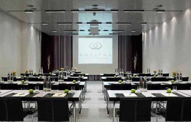 Sofitel Munich Bayerpost - Hotel - 18