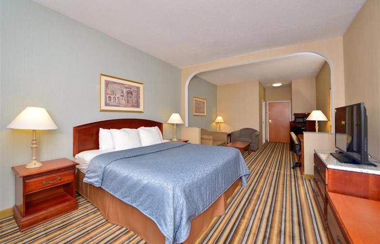 Best Western Plus New England Inn & Suites - Room - 31