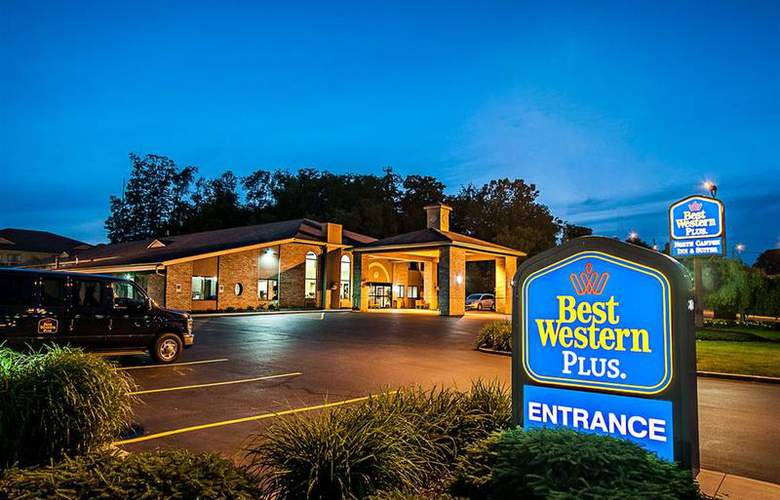 Best Western Plus North Canton Inn & Suites - Hotel - 44