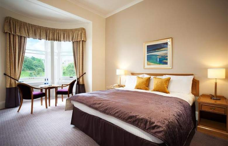 Best Western Inverness Palace Hotel & Spa - Room - 31