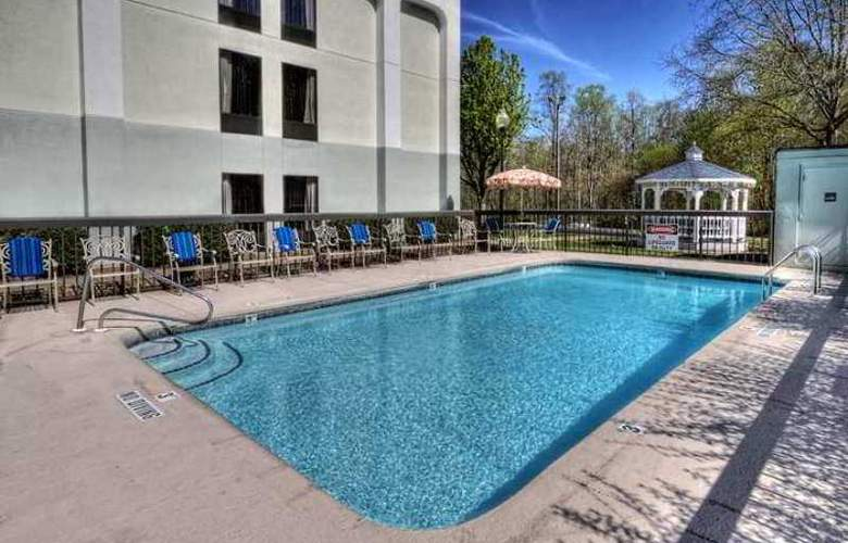 Hampton Inn Jonesville/Elkin - Hotel - 3