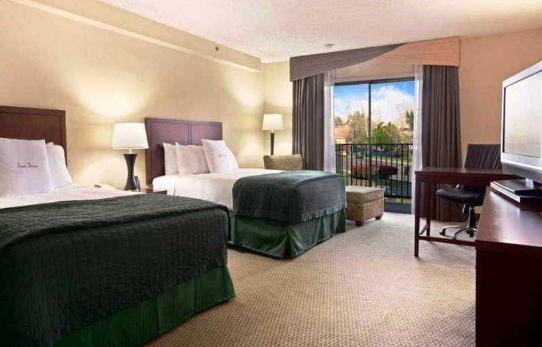 Doubletree Sacramento - Room - 2