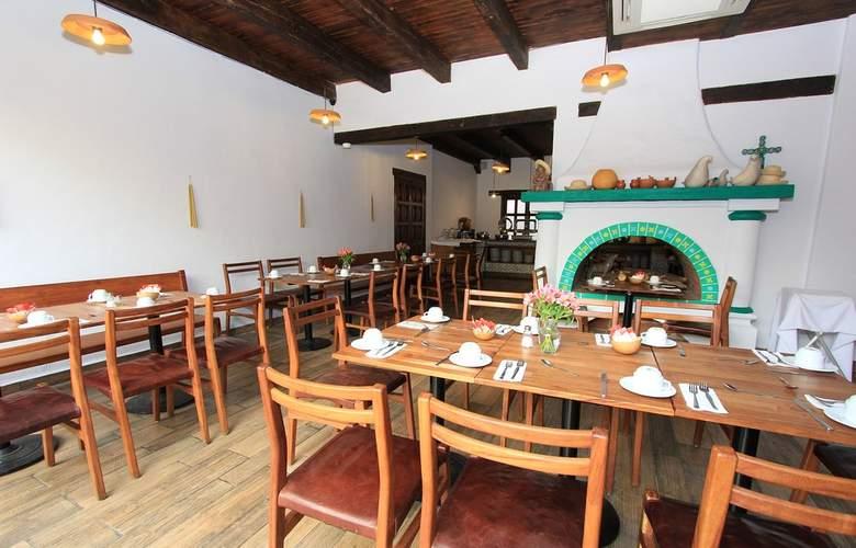 Sombra del Agua - Restaurant - 2