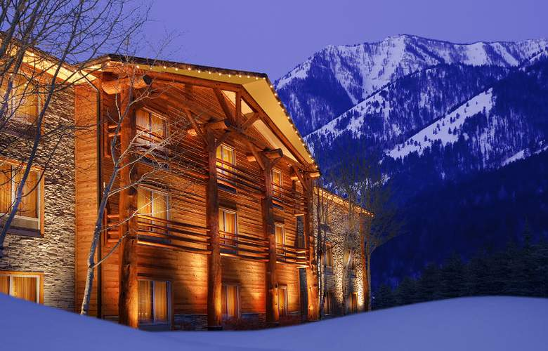 Best Western Plus Lodge Jackson Hole - General - 0