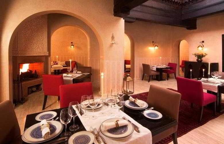 Riad Fes Relais et Cháteaux - Restaurant - 4