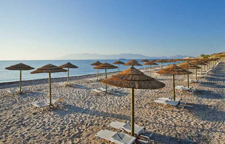 Oceanis Beach & Spa Resort - Beach - 9