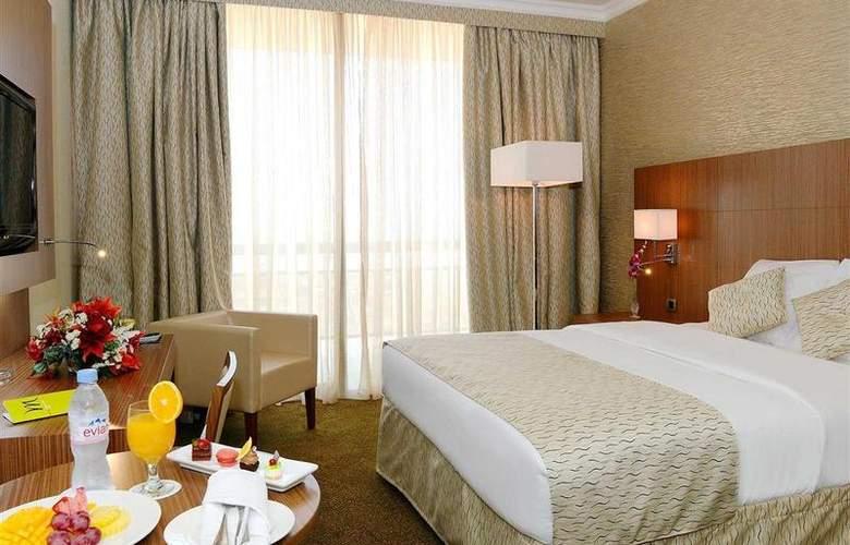 Mercure Grand Doha City Centre - Room - 23