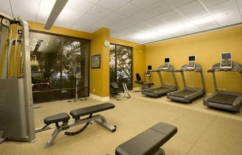 Hilton Irvine/Orange County Airport - Sport - 8