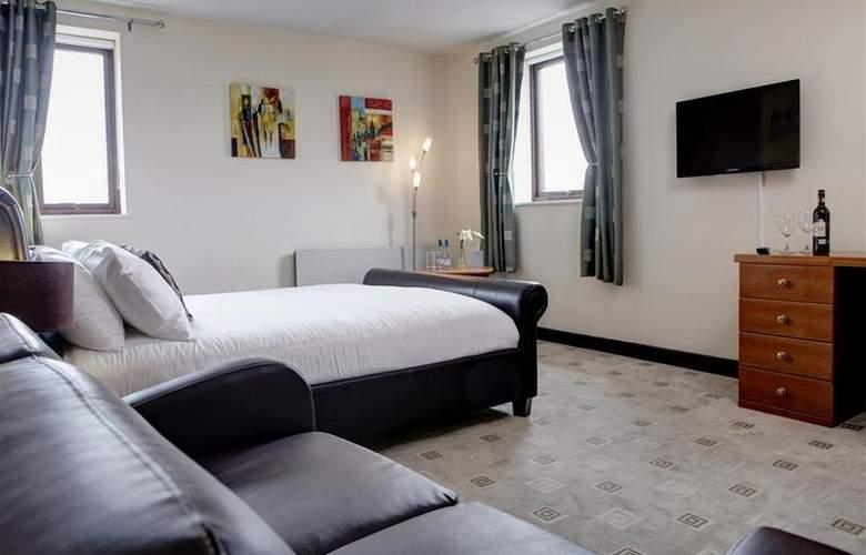 Best Western Hotel St Pierre - Room - 44