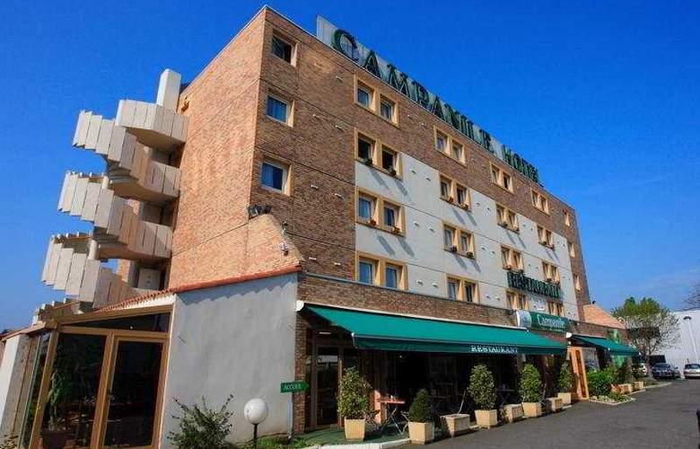 Campanile Toulouse Purpan - Hotel - 0