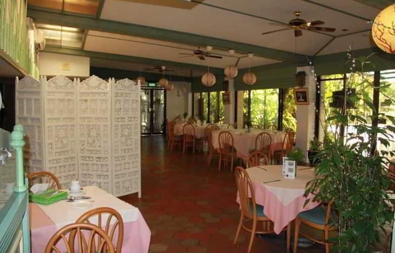 Palm Garden Hotel - Restaurant - 17