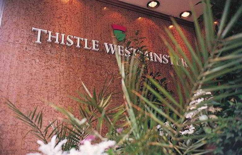 Thistle Westminster - Hotel - 0