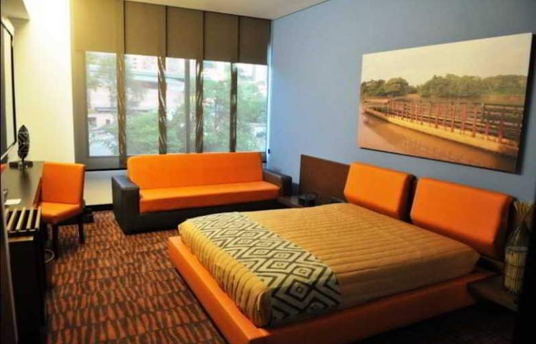 Diez Hotel Categoria Colombia - Room - 8