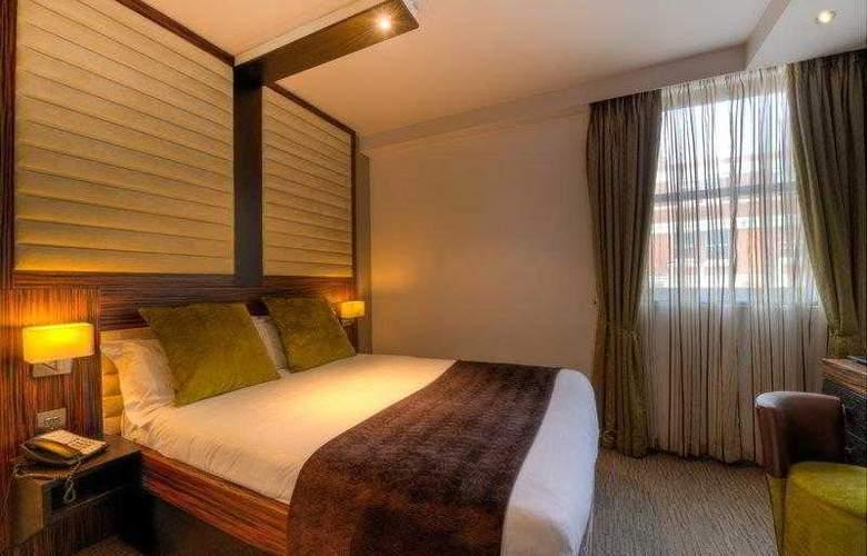 Best Western Maitrise - Hotel - 10
