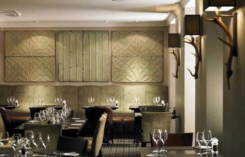 Barony Castle - Restaurant - 7